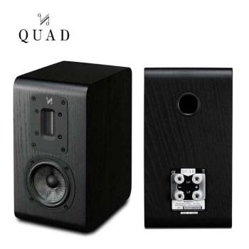 Quad S-1書架喇叭