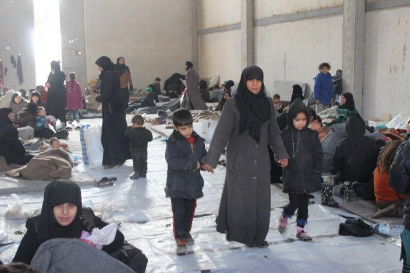 'Franciscan friars administer Syrian Christians in Idlib jihadist zone'