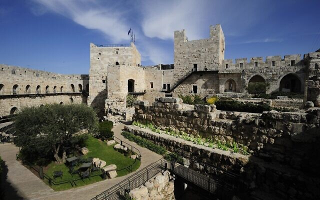 Coin found in Jerusalem's Old City may contributed to Temple tax in Herod's time