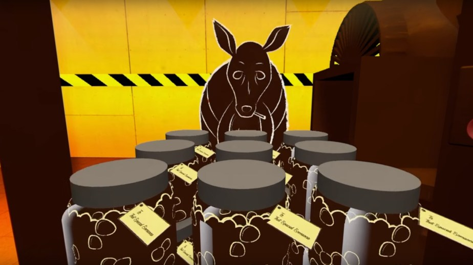 From the Nut Factory, an animated 360 video I art directed at Superlux.