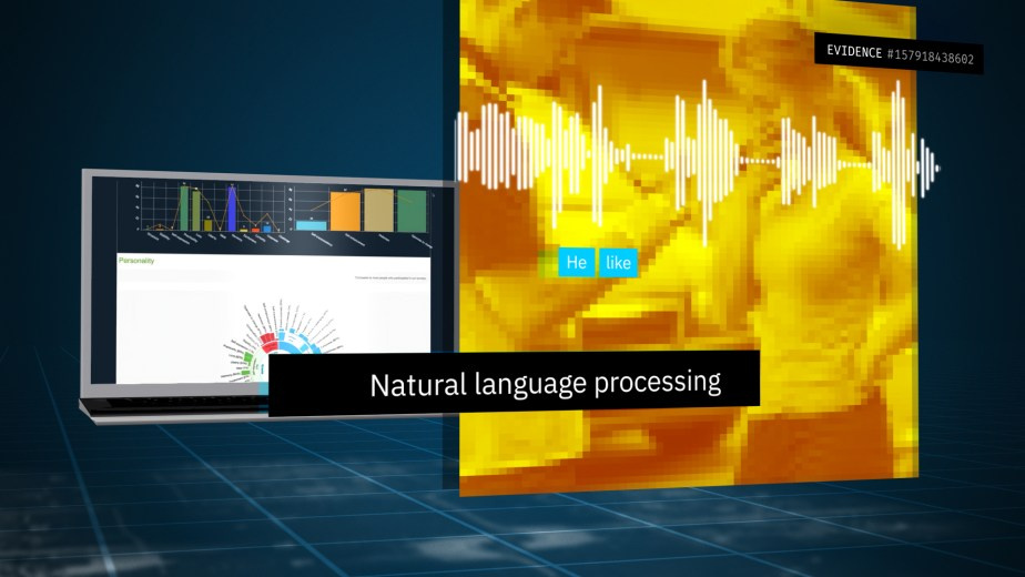 Managing Digital Evidence with IBM. Natural Language Processing.