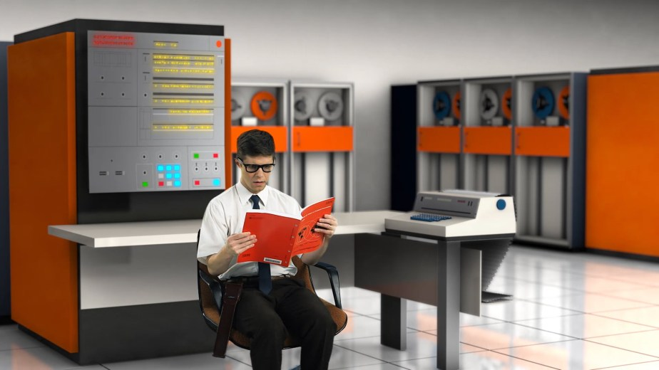 Visual Effects example from IBM Redbooks video.