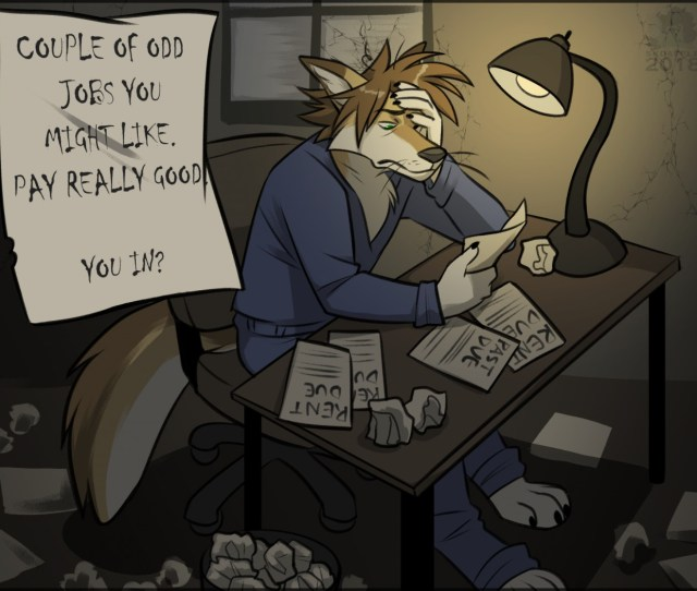 When U Gotta Sell Out To Draw Yiff