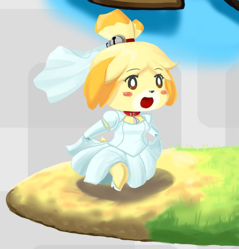 Animal Crossing New Leaf How To Get Married Isabelle