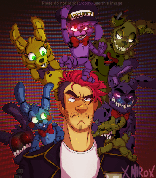 FNaF world Bon squad by xNIROx    Fur Affinity  dot  net FNaF world Bon squad