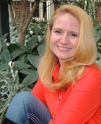 Stephanie Faris (Author of 30 Days of No Gossip)