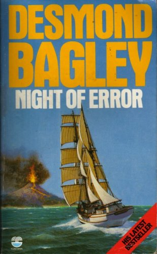 Fontana paperback cover of Night of Error