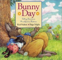 Bunny Day: Telling Time from Breakfast to Bedtime