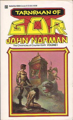 Tarnsman of Gor (Gor, #1)