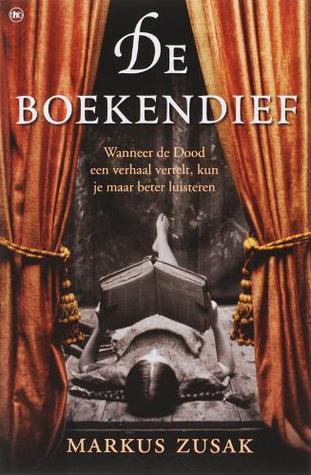 De Boekendief Boek omslag