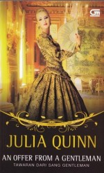 Book Review: Julia Quinn's An Offer From a Gentleman