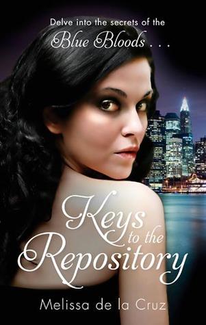 BOOK REVIEW: KEYS TO THE REPOSITORY BY MELISSA DE LA CRUZ