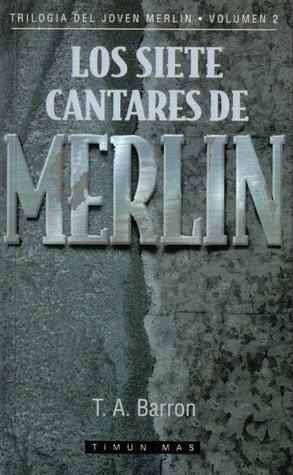 Los Siete Cantares de Merlin Book Cover