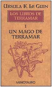 Un mago de Terramar Book Cover