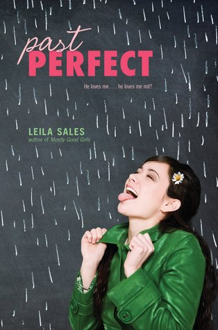 past perfect, leila sales