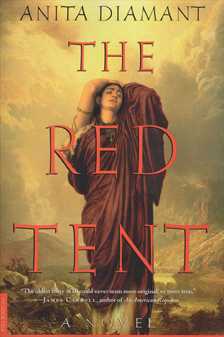 The Red Tent by Anita Diamanat