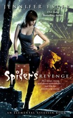 Book Review: Jennifer Estep's Spider's Revenge