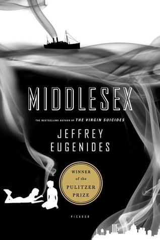 Easily Entertained - Great books - Middlesex by Jeffrey Eugenides