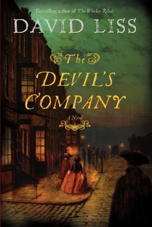 The Devil's Company (Benjamin Weaver, #3)