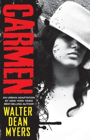 Book Review: Carmen by Walter Dean Myers