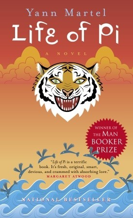 Easily Entertained - great books - Life of Pi by Yann Martel