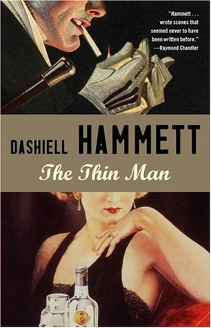 Jacket Image, The Thin Man by Dashiell Hammett