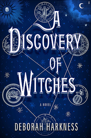 4.5 Stars: A Discovery of Witches by Deborah Harkness