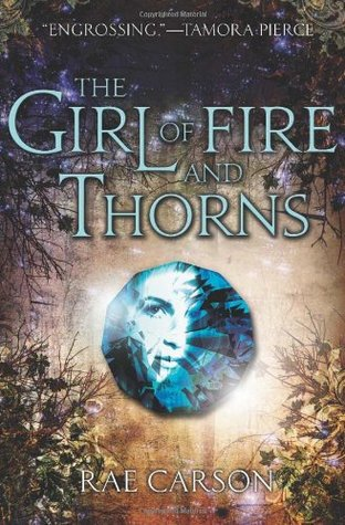 Image result for the girl of fire and thorns