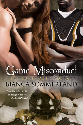 Game Misconduct (The Dartmouth Cobras, #1)