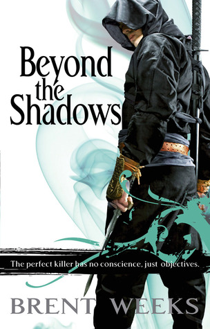 Beyond the Shadows Book Cover