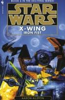 Iron Fist (Star Wars: X-Wing, #6)