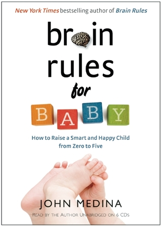 Brain Rules for Baby Cover