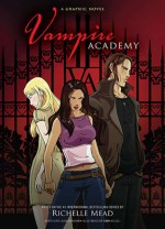 Vampire Academy: The Graphic Novel by Richelle Mead | Book Review