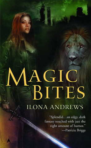 Magic Bites Book Cover