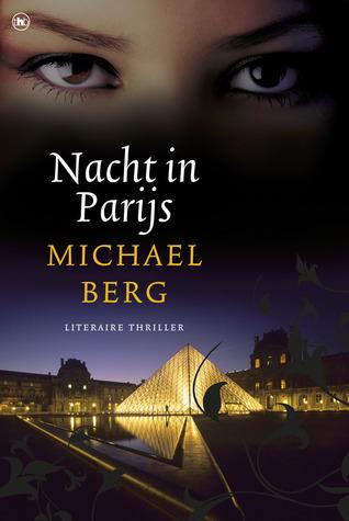 Nacht in Parijs Boek omslag