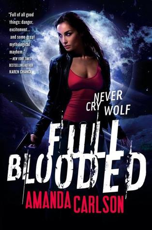 Book Review: Full Blooded by Amanda Carlson