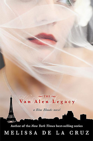 BOOK REVIEW: THE VAN ALLEN LEGACY BY MELISSA DE LA CRUZ