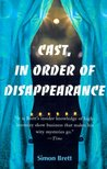 Cast, in Order of Disappearance (Charles Paris, #1)