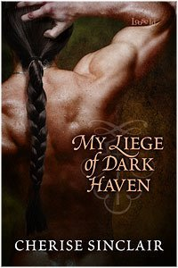 My Liege of Dark Haven (Mountain Masters, #3)