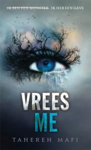 Vrees Me (Touching Juliette, #1)