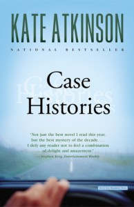 The Busy Women s Book Club  Case Histories by Kate Atkinson Case Histories  Jackson Brodie   1