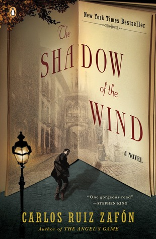 The Shadow of the Wind (The Cemetery of Forgotten Books  #1)