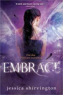 Embrace (The Violet Eden Chapters #1) – Jessica Shirvington