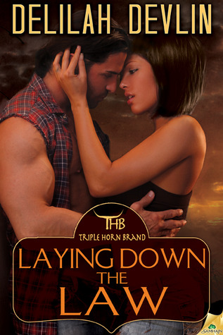 Laying Down the Law (The Triple Horn Brand, #1)