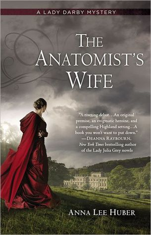 The Anatomist's Wife (Lady Darby, #1)