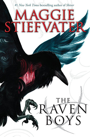 The Raven Boys - Maggie Stiefvater | Book Cover