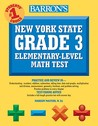 Barron's New York State Grade 3 Elementary-Level Math Test