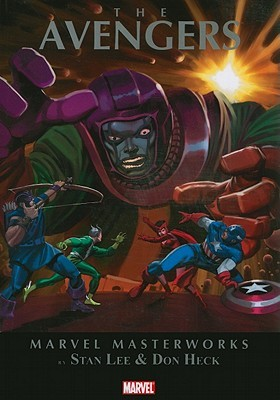 Image result for Marvel Masterworks #3: The Avengers