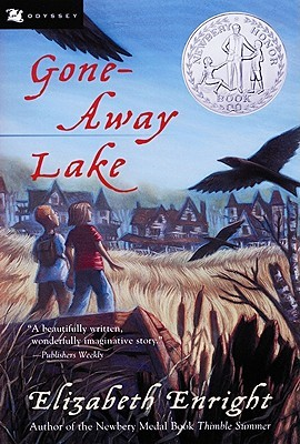 Gone-Away Lake (Gone-Away Lake, #1)