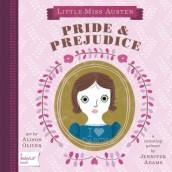 Little Miss Austen - Pride & Prejudice (A BabyLit Counting Primer)